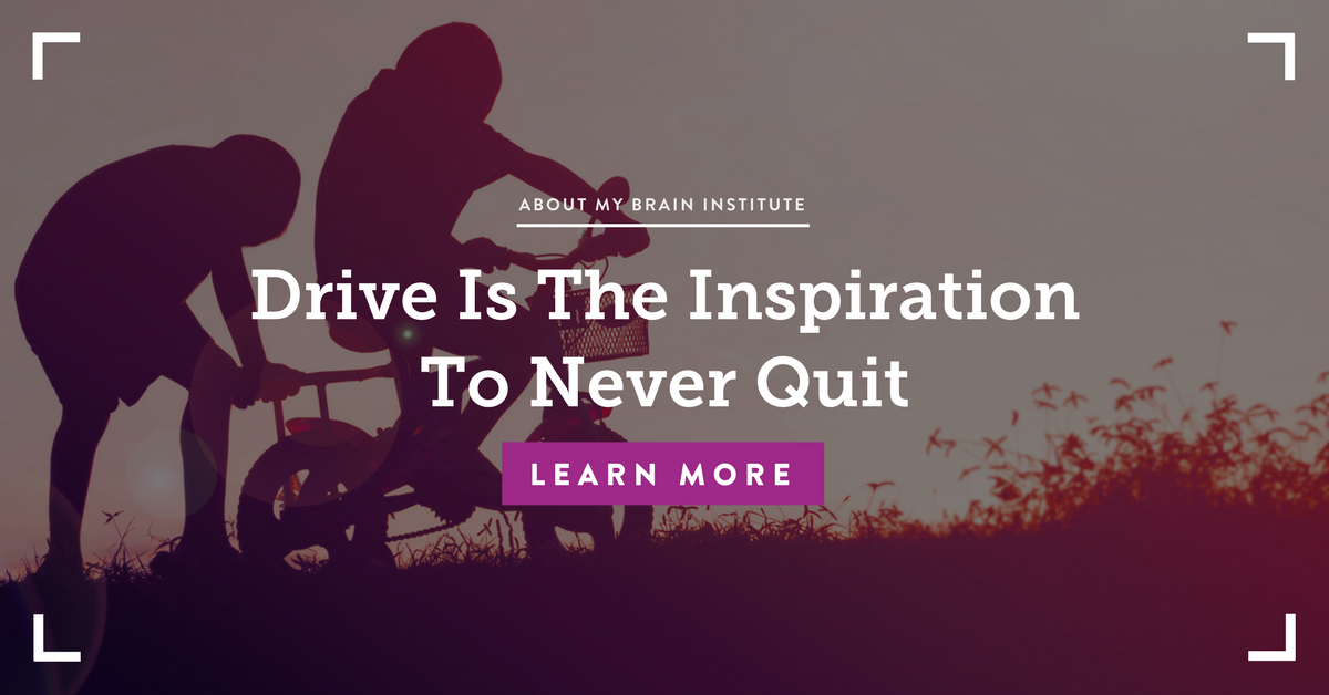 Drive Is The Inspiration To Never Quit